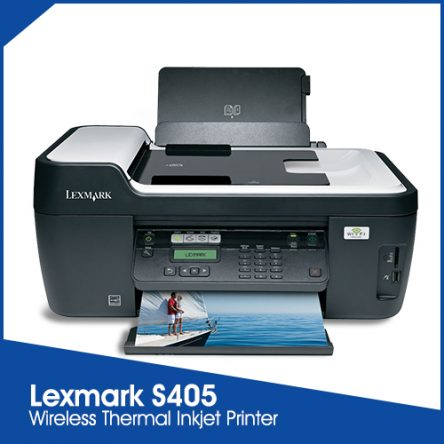 Lexmark Interpret S405 Wireless Printer