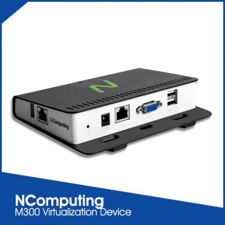 3 in 1 NComputing M300 Virtualization Device