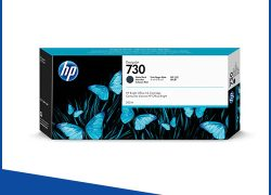 HP Matte Black Ink Cartridge B3P22A for DesignJet T920,T1500, T2500