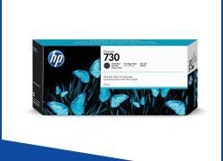 HP Matte Black Ink Cartridge B3P22A for DesignJet T920,T1500, T2500